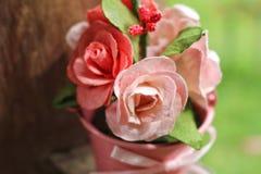 Rose de l'amour Photographie stock