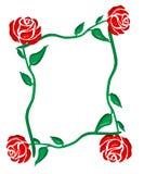 Rose Decoration 2 Royalty Free Stock Photos