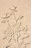 Rose dell'arenaria fotografia stock libera da diritti