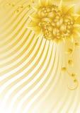 Rose dell'oro Immagine Stock