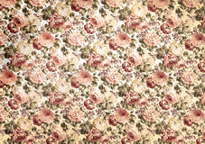 Rose design pattern Royalty Free Stock Photos