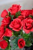Rose di cerimonia nuziale Fotografia Stock
