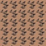 Rose Digital Paper Pack svarta rosor, bröllop, Scrapbooking, rosor, tappningrosor stock illustrationer