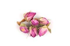 Rose dry tea Royalty Free Stock Image