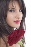 rose dziewczyna Zdjęcie Stock