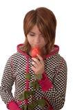 rose dziewczyna zdjęcia royalty free