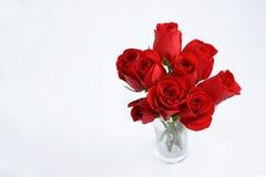 Rose en vidrio Fotografía de archivo libre de regalías