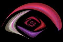 rose eye Royalty Free Stock Image
