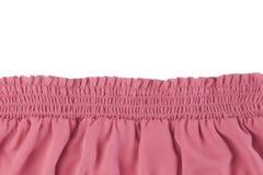 Rose fabric background Stock Image