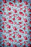 Rose Fabric , Rose Fabric background, Fragment of colorful retro Stock Photo