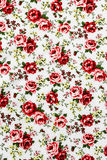 Rose Fabric , Rose Fabric background, Fragment of colorful retro Stock Photography