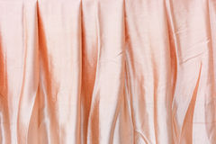Rose fabric silk texture for background Royalty Free Stock Photos