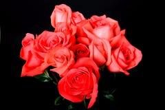 Rose Floral arrangement Stock Photo