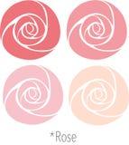 Rose Flower Royaltyfria Bilder