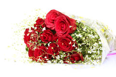 Rose flower bouquet Royalty Free Stock Photo