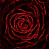 Rose flower fractal image Royalty Free Stock Photo
