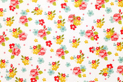 Rose flower pattern paper Stock Photography