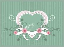 Rose frame Royalty Free Stock Photo