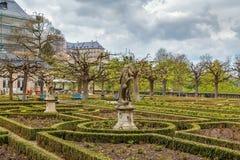 Rose Garden, Bamberg, Deutschland Lizenzfreies Stockfoto