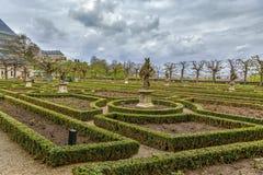 Rose Garden, Bamberg, Deutschland Lizenzfreie Stockfotos