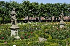 Rose Garden, Bamberg Royalty Free Stock Photography