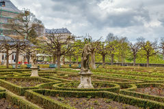 Rose Garden, Bamberga, Germania Fotografia Stock Libera da Diritti