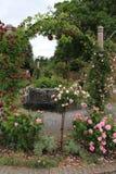 The Rose Garden At Mottisfont Abbey, Hampshire, UK