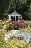 Rose Gardens Stock Photo
