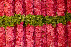 ROSE GARLANDS Royalty Free Stock Photo