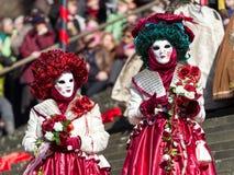Rose Girls Royalty Free Stock Images