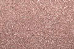 Rose gold abstract glitter background. Close up stock images