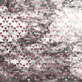 Rose gold triangle on marble background. Rose gold texture. Rose gold square marble pattern. Rose Gold marble Wallpaper. Rose gold Marble Pattern, for printing royalty free illustration