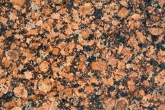 Rose granite. Close up background Royalty Free Stock Photos