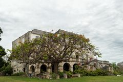 Rose Hall Great House in Montego Bay, Jama?ca royalty-vrije stock foto's