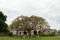 Rose Hall Great House in Montego Bay, Jama?ca Populaire toeristische attractie royalty-vrije stock fotografie