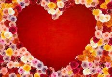 Rose Heart Photos stock