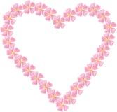 Rose Heart Image stock
