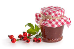 Rose Hip Jelly Stock Image