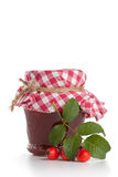 Rose Hip Jelly Royalty Free Stock Photo