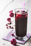 Rose-hip juice Royalty Free Stock Images