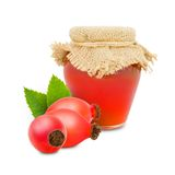 Rose hip product Stock Image