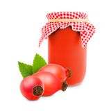 Rose hip product Stock Photography