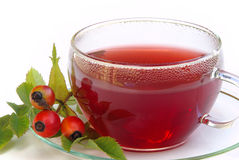 Rose hip tea Royalty Free Stock Image