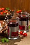 Rose Hips Herbal Tea photos libres de droits
