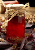 Rose jam Royalty Free Stock Images