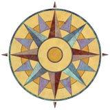 rose kompas. Zdjęcia Royalty Free