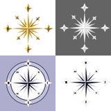 rose kompas. Obraz Royalty Free