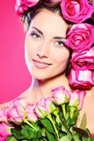 Rose Lady Imagens de Stock