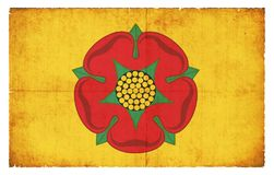 Rose of Lancashire (Great Britain) Stock Photography