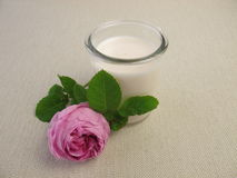 Rose lassi Royalty Free Stock Images
